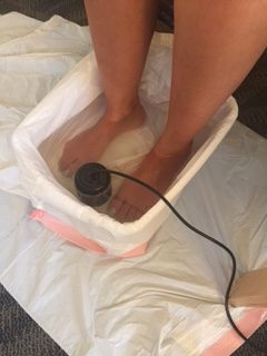 Ionic Detox Foot bath remove toxins that can cause health problems
